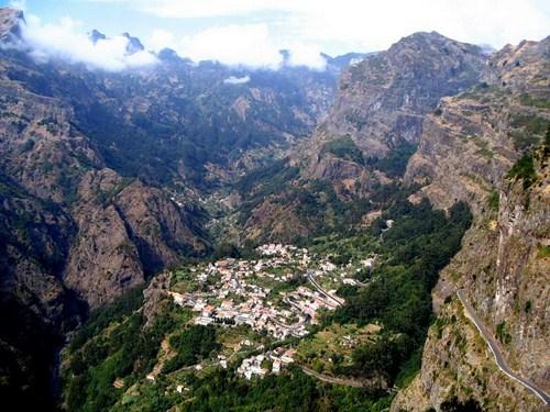 Curral das Freiras, turismo rural en Madeira 1
