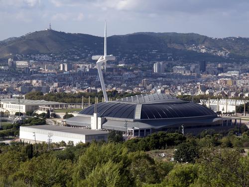 Montjuic, el mirador de Barcelona