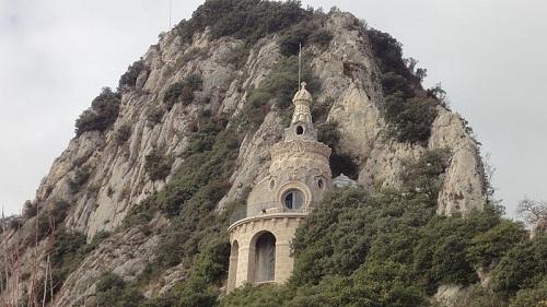 Santuario de Queralt en Berga, Barcelona 5
