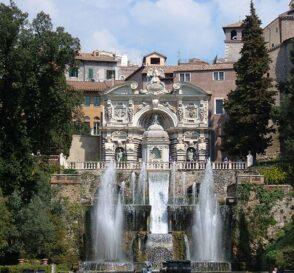Tivoli, villa de villas cerca de Roma 2