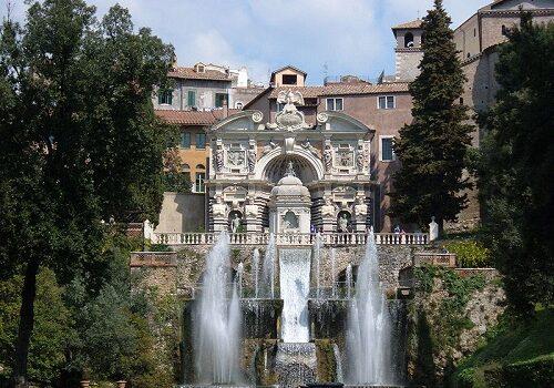 Tivoli, villa de villas cerca de Roma 10