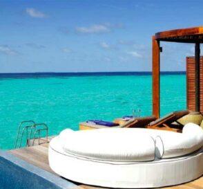 Hoteles de lujo en las Islas Maldivas 2