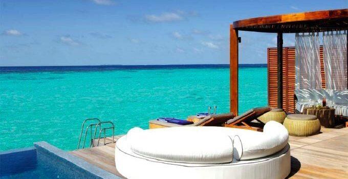 Hoteles de lujo en las Islas Maldivas 1
