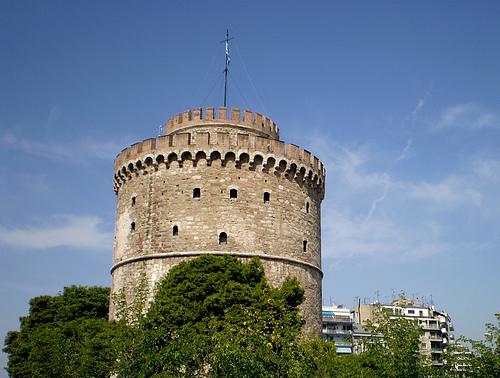 Recorrido por la antigüedad en Salónica 1