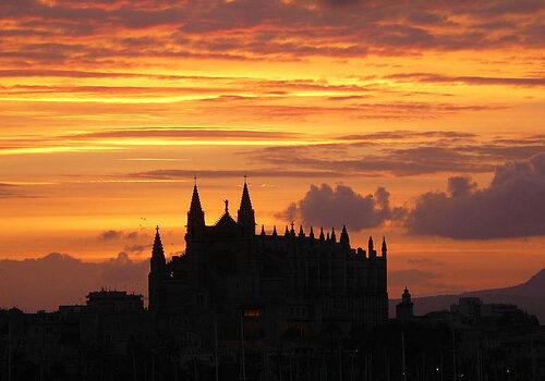 La catedral de Palma de Mallorca 5