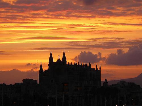 La catedral de Palma de Mallorca 1