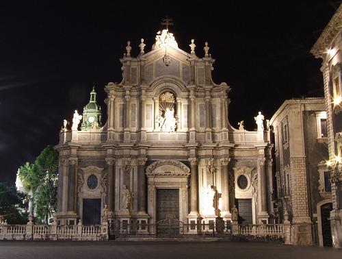 Catania y su atmósfera siciliana 1