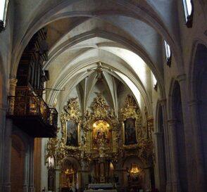 Arquitectura religiosa en Alicante 2