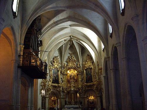 Arquitectura religiosa en Alicante 1