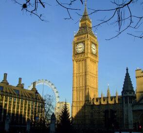 Primera visita a Londres 2