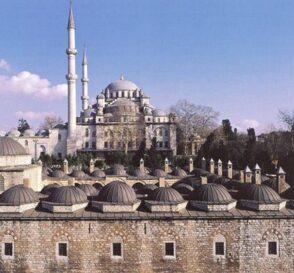Mezquita de Fatih
