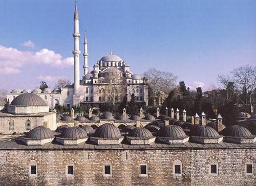 La Mezquita de Fatih en Estambul