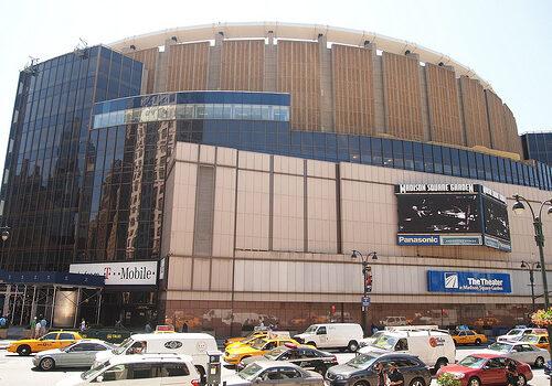 Madison Square Garden, lugar mítico en Nueva York 11