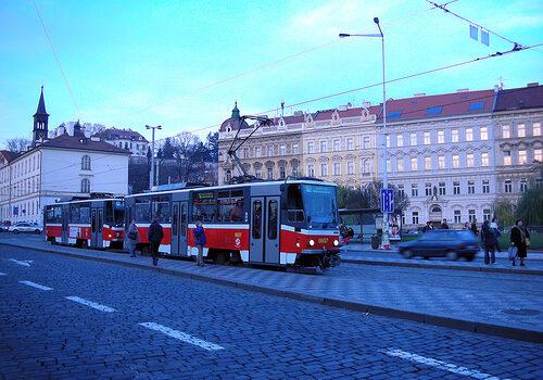Cómo moverse por Praga 10
