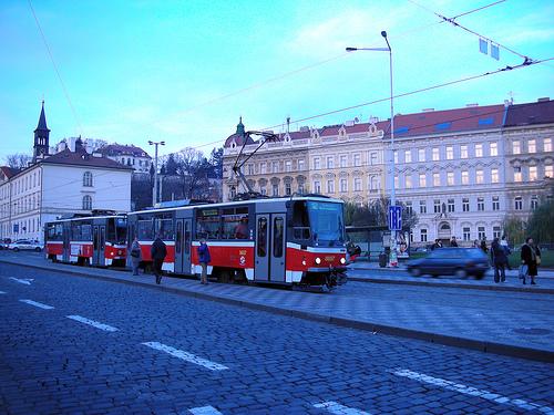 Cómo moverse por Praga 1