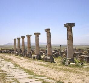 Volubilis, ciudad romana en Marruecos 2