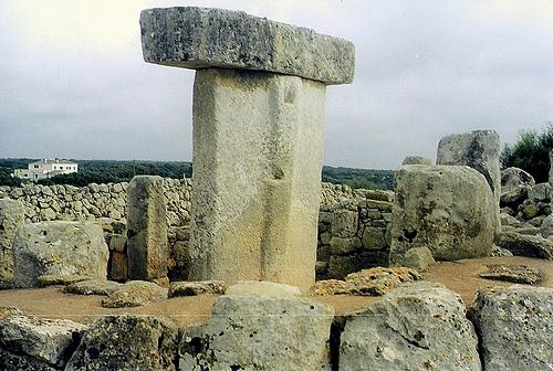 Arqueología e historia en Menorca 1