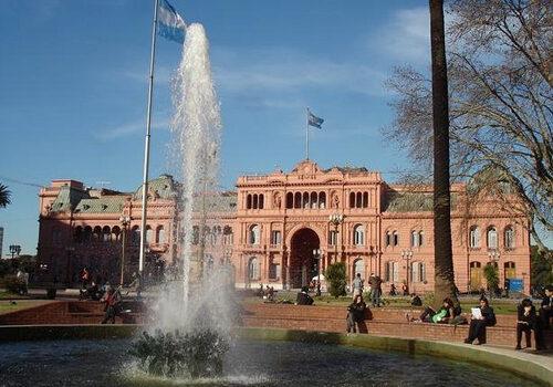 La Plaza de Mayo de Buenos Aires 3
