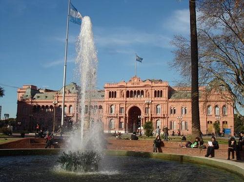 La Plaza de Mayo de Buenos Aires 1