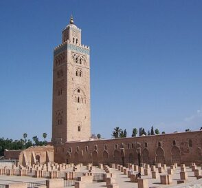 Las mezquitas de Marrakech 3