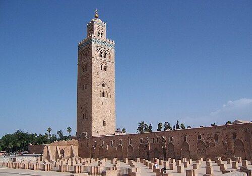 Las mezquitas de Marrakech 7