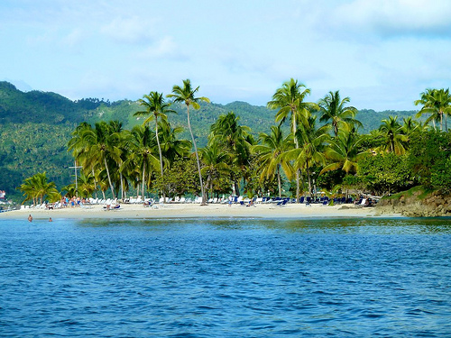 Samana, magnífico rincón de la República Dominicana