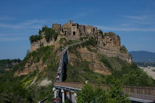 De ruta por el Lacio, la región de Roma 1