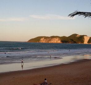 Playas tropicales en Natal 2