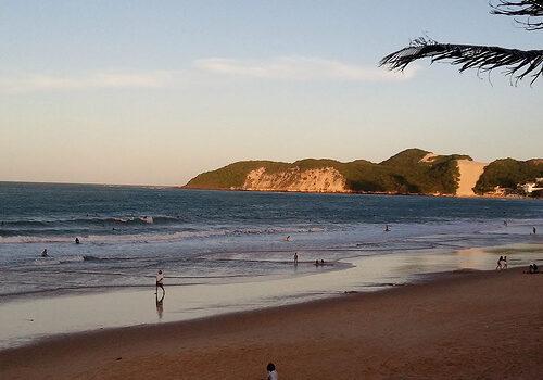 Playas tropicales en Natal 1
