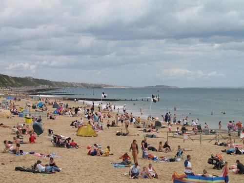 Turismo de playa en Inglaterra