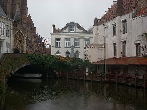 Brujas, una maravilla medieval en Bélgica