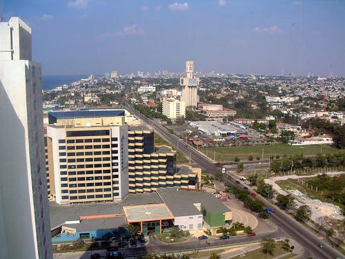 Miramar, un ex barrio alto en La Habana 1