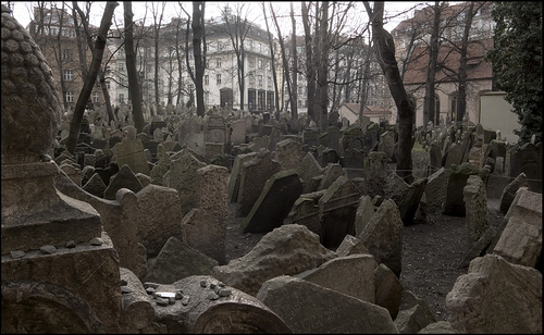 Visita judía a Praga 1