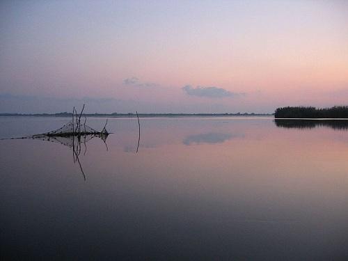 Delta del Danubio en Rumanía