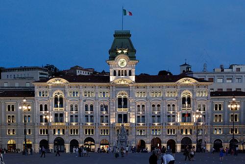 Trieste, un rincón especial de Italia 1