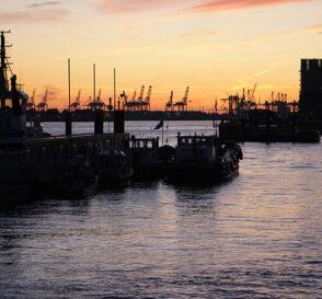 Hamburgo, el puerto de Alemania 1