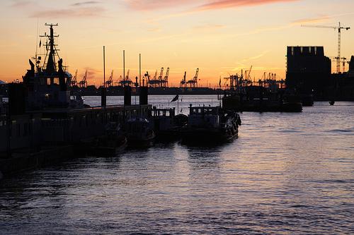 Hamburgo, el puerto de Alemania 4