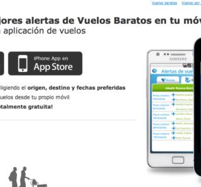 Aplicación móvil de Rumbo 2