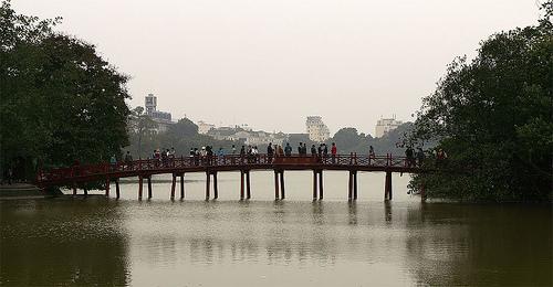 Hanoi, símbolo de un país 2