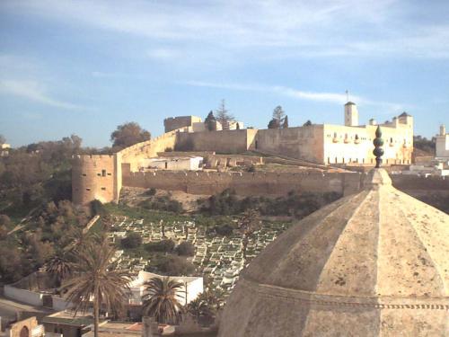 Safi, la ciudad de la Medina en Marruecos