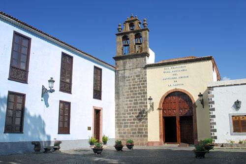 El Santuario del Cristo de La Laguna en Tenerife