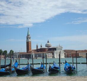 Transportes acúaticos en Venecia 2