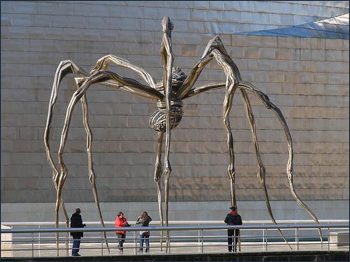 El Museo Guggenheim de Bilbao 1