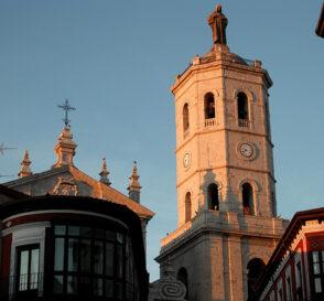 Un  paseo histórico por Valladolid 1