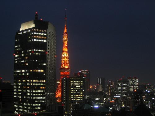 De museos por Tokio 1