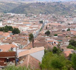 Arquitectura religiosa en Sucre, Bolívia 1