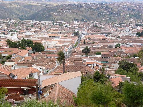 Arquitectura religiosa en Sucre, Bolívia