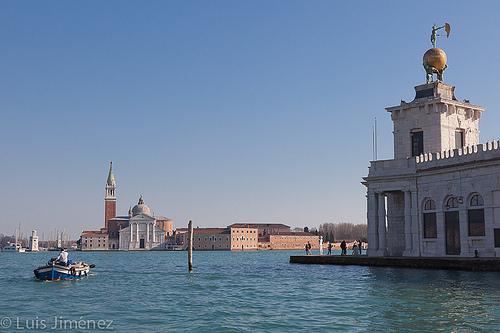 Paseo de un día en Venecia