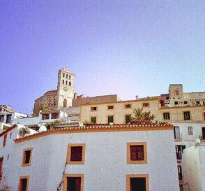 La Catedral de Ibiza 1
