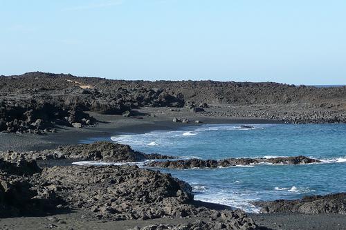 Las Playas de Tinajo en Lanzarote 1